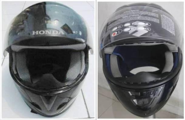 Gambar 5: Helm AHM vs BAJAJ