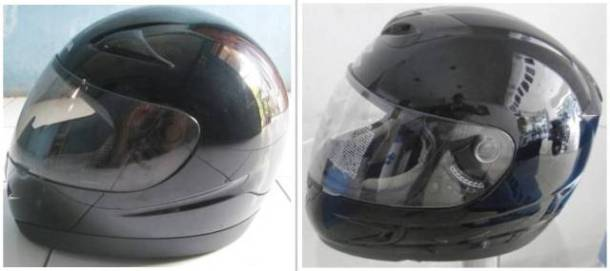 Helm AHM vs BAJAJ (Side)