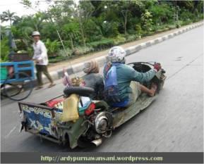 Scooter, Alat Transportasi atau GayaHidup?