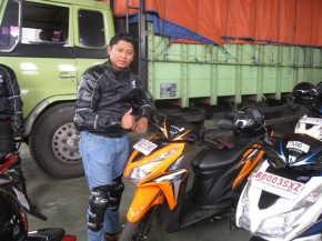 Ultimate Journey Blogger Jawa – Bali bersama Vario Techno 125 PGM-FI(#2)