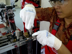 Yamaha Indonesia Gelar Workshop Fuel Injection untuk Blogger