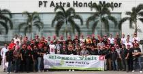 "Foto Bersama ""Blogger Visit to AHM Plant3"""